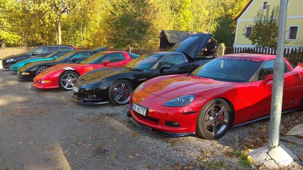 Img0309 Corvette Club Praha
