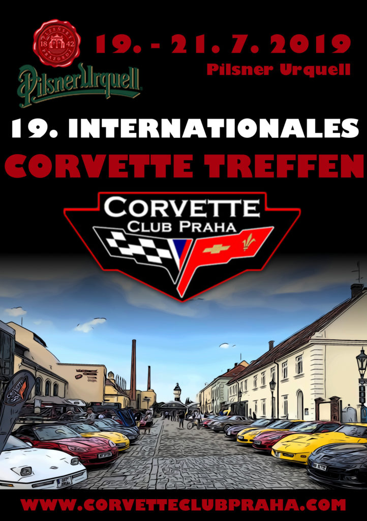 19. Internationale Treffen der Corvette Club Praha