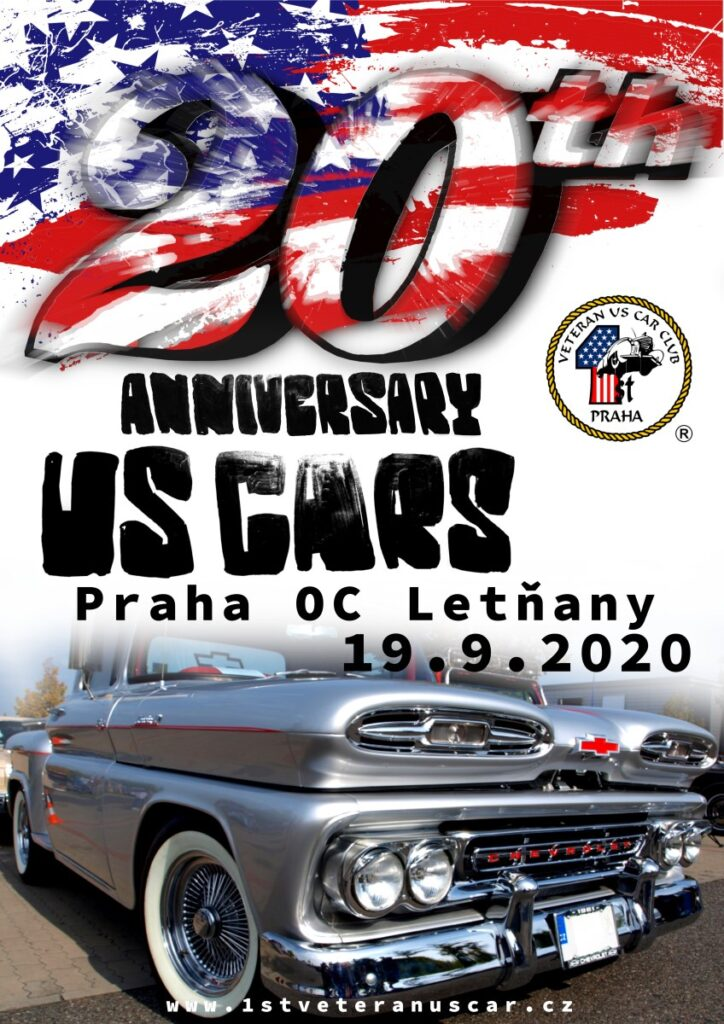 20th Anniversary US cars